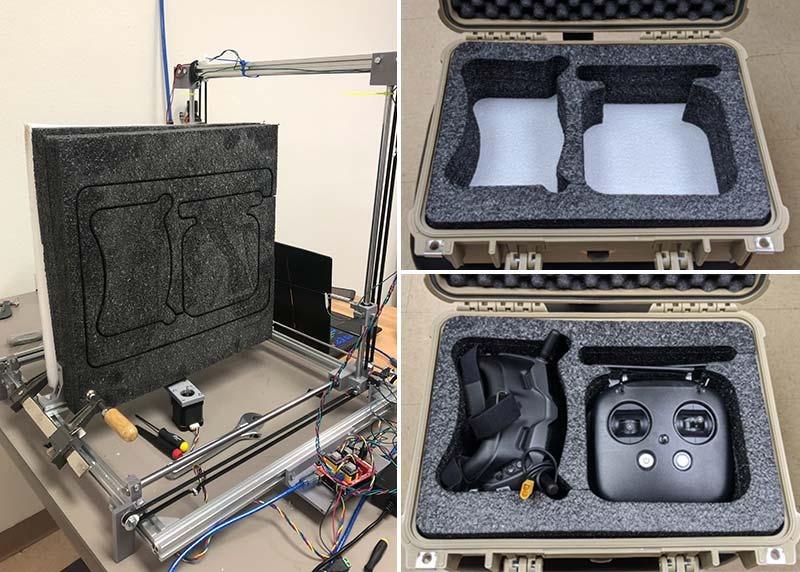 Automation Machine Shop Albuquerque micro-Heat Engineering